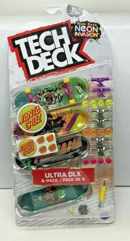 Tech Deck 4 Pack multipack