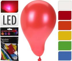 Ballon m/LED 3 stk.