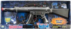 Machinegun MP5 m/ryst+lys.