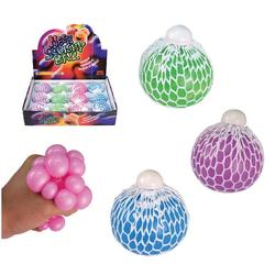 Squeeze ball 6,5 cm Pearl