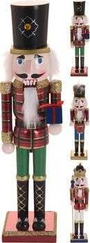 NUTCRACKER 38CM 3ASS
