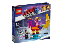 70824 LEGO Movie Maker Dronning Jakabli Wajavil
