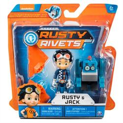 Rusty Rivets Mini Character Build Pack