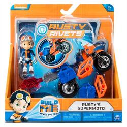Rusty Rivets Vehicle Build Pack Asst