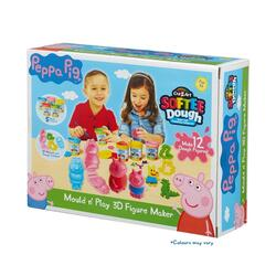Peppa Pig Dough Figure Kit