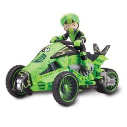Ben 10 Rustbuggy w. exclusive figures