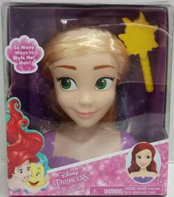 Disney Princess Rapunzel MiniStylingHead