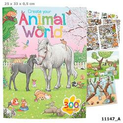 Create Your Animal World Aktivitetsbog