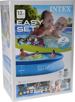 Pool 366x76cm - Easy set up