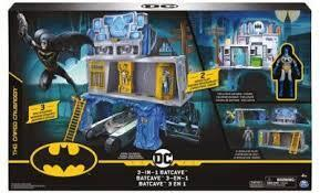 Batman 3 in 1 Batcave