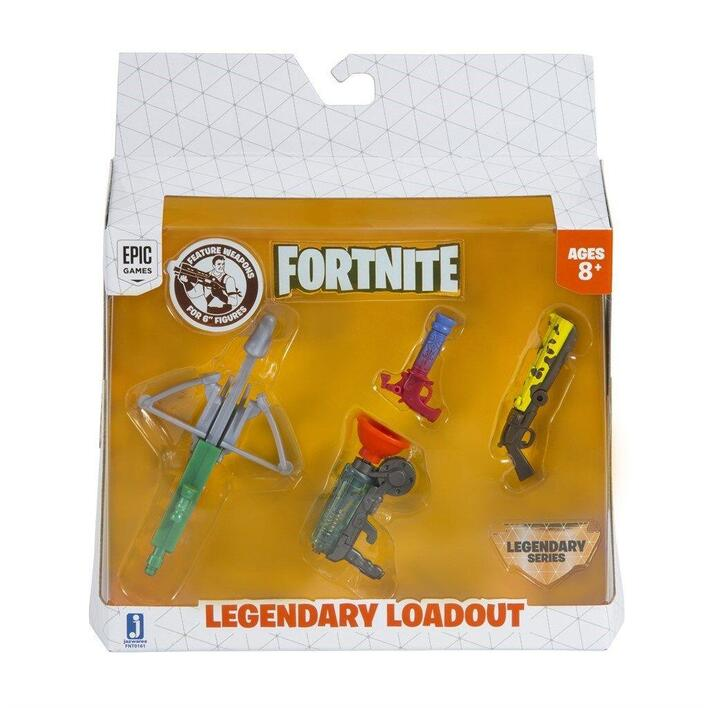 FORTNITE Legandary Loadout