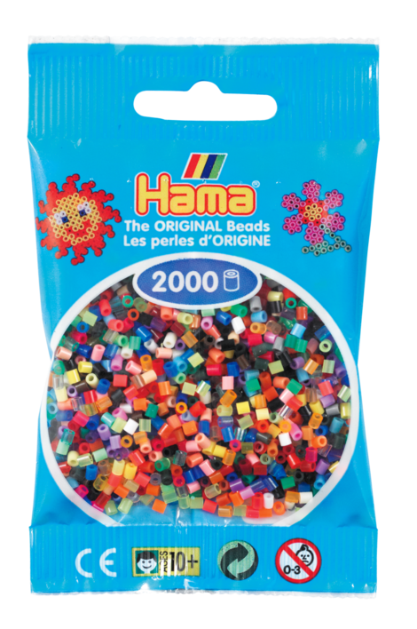 Hama mini perler mix 501-00