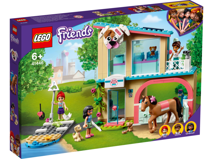 41446 LEGO Friends Heartlake dyrlægeklinik