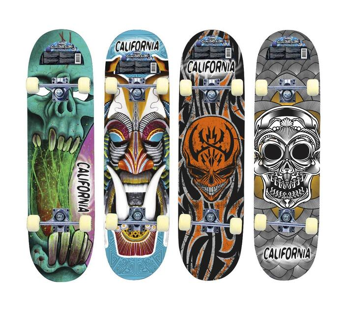 Skatebord California