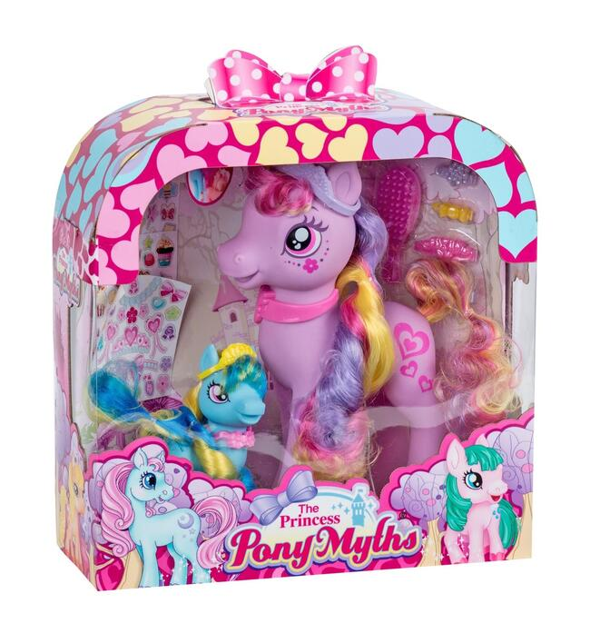 PONY Princes 1 XL+1 S.