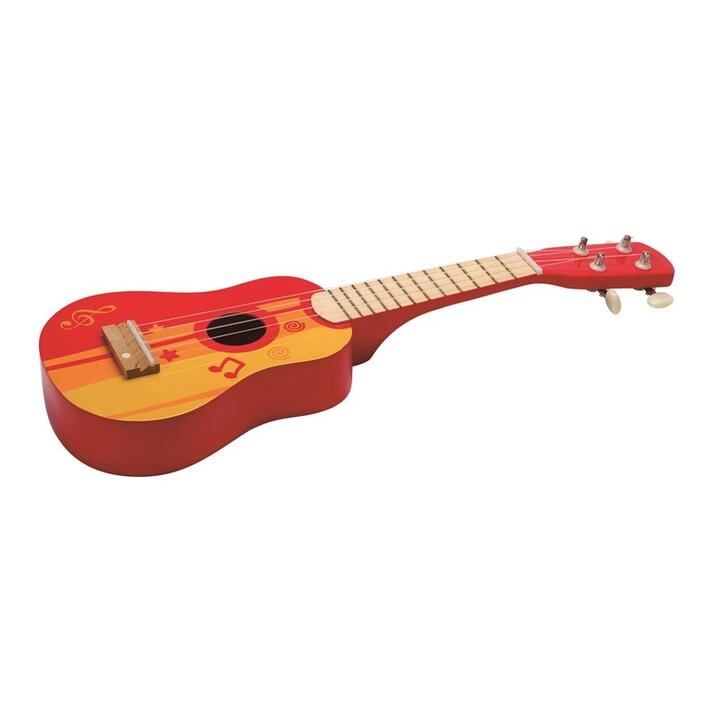 Hape Guitar Red