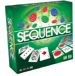 Sequence The Bord Game (NEW)