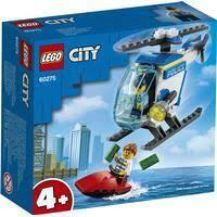 60275 LEGO City Politihelikopter