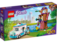 41445 LEGO Friends Dyrlægeklinikkens ambulance