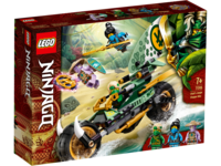 71745 LEGO Ninjago Lloyds jungle-chopper