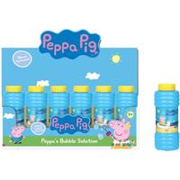Peppa Pig 1 stk Bubble Solution 236 ml