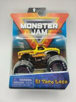 Monster Jam 1:64 Single Pack - El Toro Loca