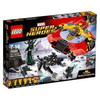76084 LEGO Marvel Det ultimative slag om Asgård