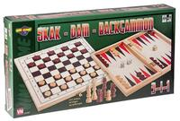 Skak-Dam-Backgammon.