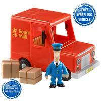 Postman Pat Royal Mail Van.
