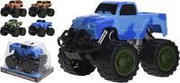 Monster truck 14 cm - Friktion.