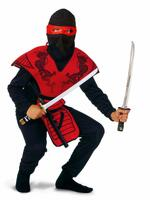 Ninja fighter Red 140 cm