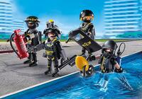 Playmobil SEK-team