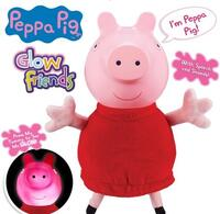 Peppa Pig Glow Friends Talkig Glow Peppa