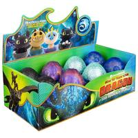 Dragons Plush Dragon Eggs asst