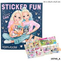 TOPModel Sticker Fun DOG+