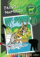 Paint by Numbers - Dangerous Animals