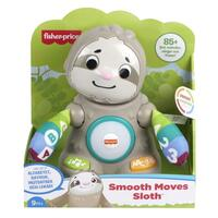 Fisher-Price Linkimals Smooth Moves Sloth - DA