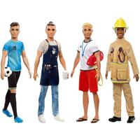 Barbie Ken Career Doll Assortment