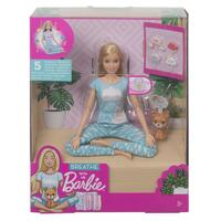 Barbie Wellness - Meditation (Blonde)